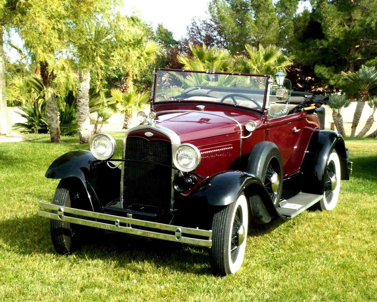 Model A Fords - Member's Cars
